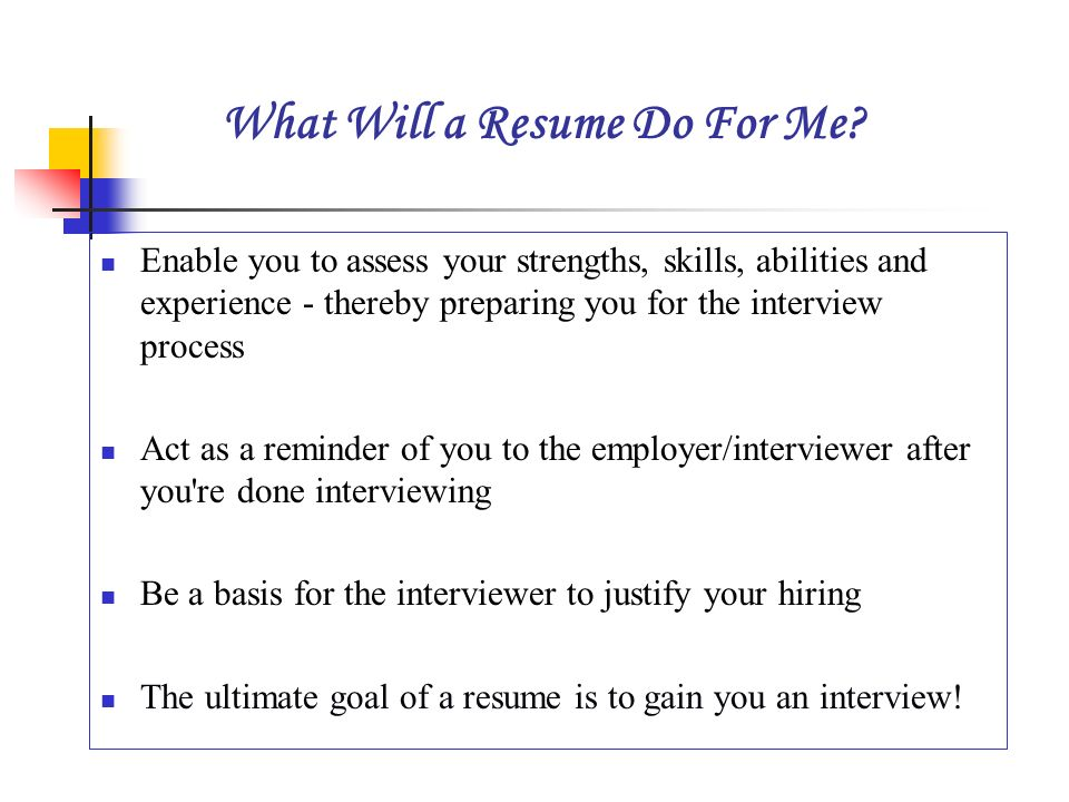 How to write skills and abilities in resume