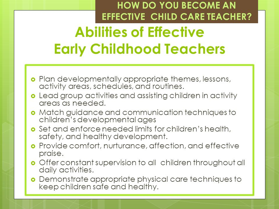 effective communication skills in early childhood Responding to good behavior-learn tips and tools for parents  active listening  is a good way to improve your communication with your child  sometimes  when parents are learning active listening skills, they worry that.
