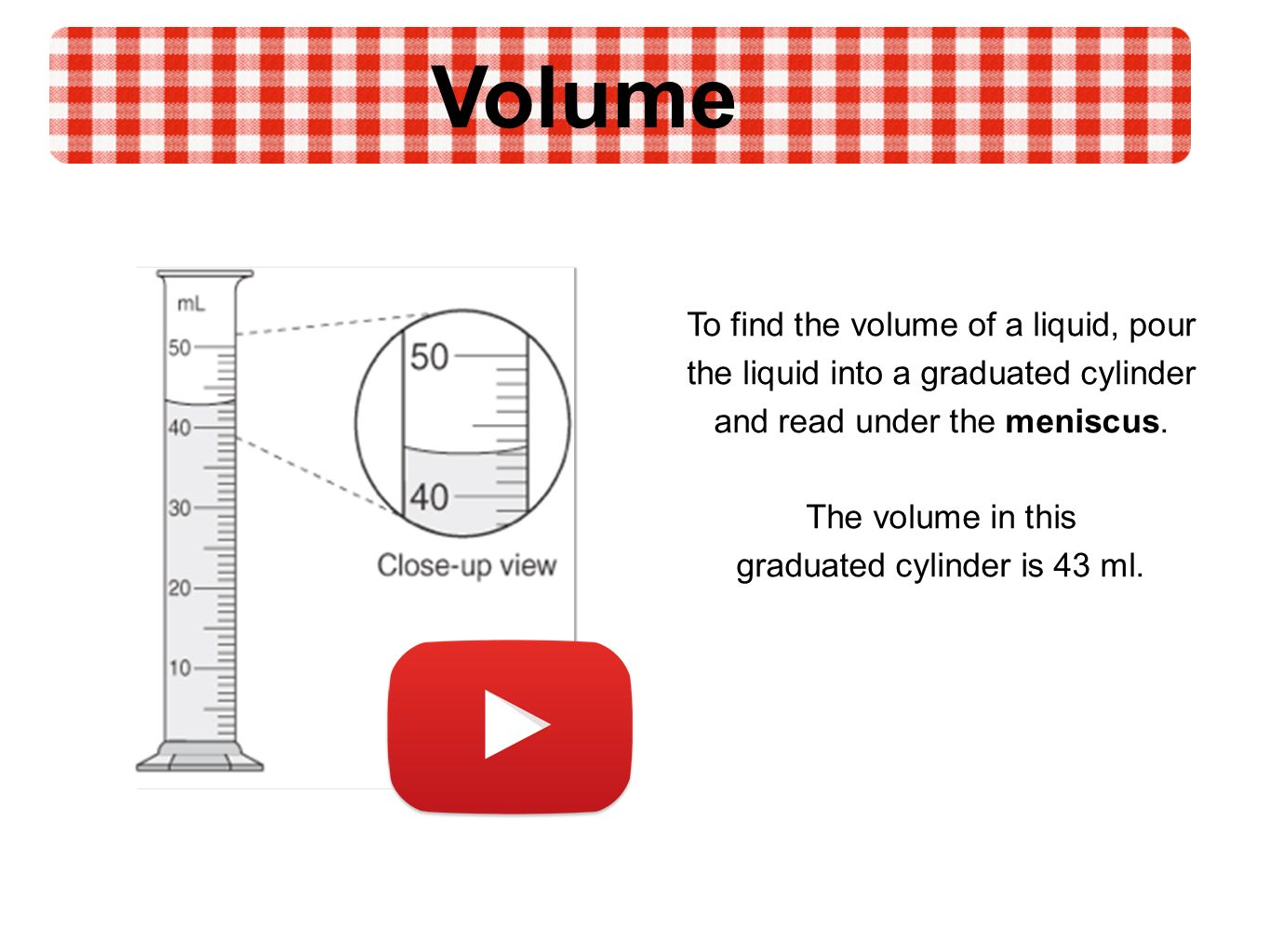 Worksheets Reading Graduated Cylinder Worksheet mass and volume ppt video online download 8 graduated cylinder
