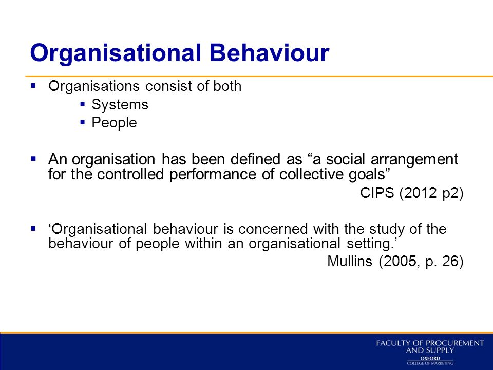 organization is social arrangement for controlled performance of collective goals Both collective acceptance and teleological accounts of social action in general, and of social institutions in particular, fall within the rationalist, individualist, philosophy of action tradition that has its roots in aristotle, hume and kant and is associated with contemporary analytic philosophers of social action such as michael bratman.