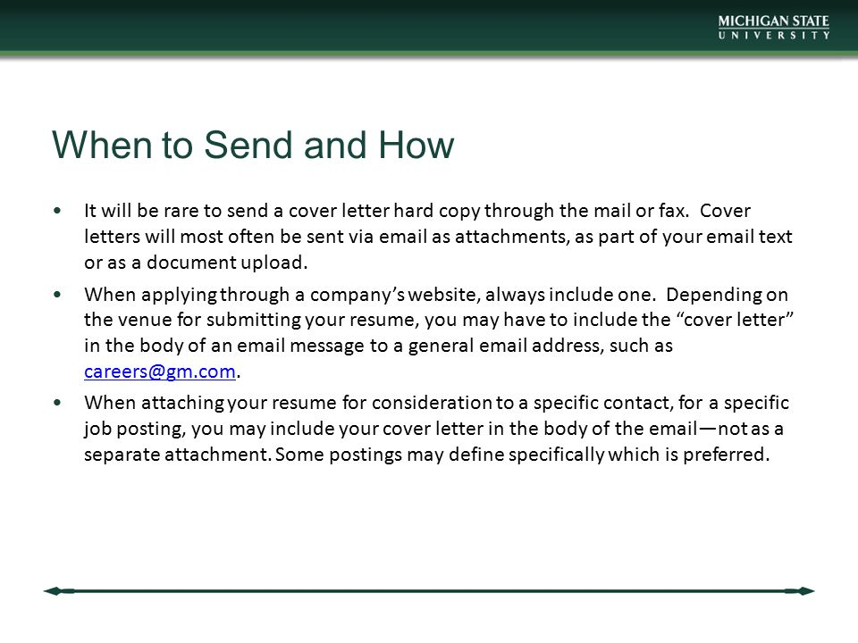 when to send a cover letter when emailing a resume email for resume sending resume and - Cover Letter Sent Via Email