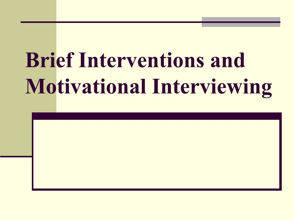 motivational interviewing preparing for change second edition pdf