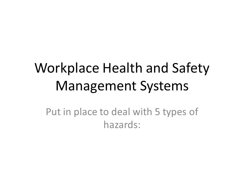 notes safety management A company that cannot sustain its safety management program during economic  downswings has not come close to achieving world-class safety, he notes.