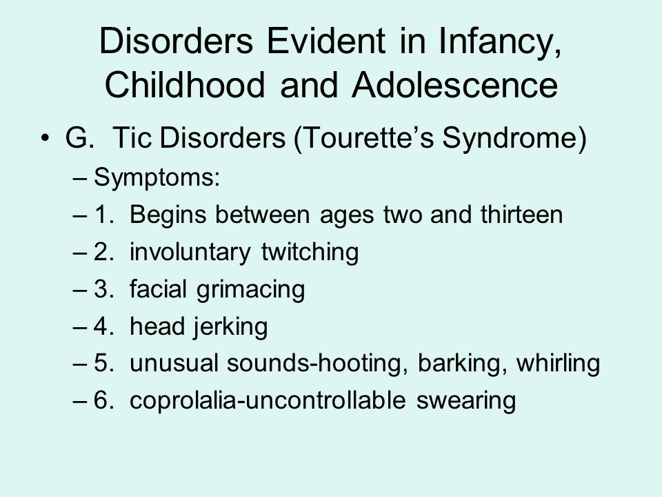 language disorders Receptive language disorder means the child has difficulties with understanding what is said to them.