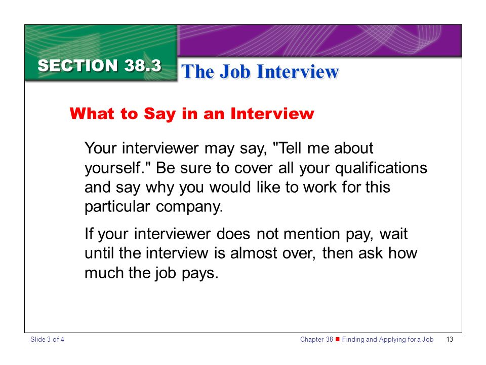 big no nos 11 things you should never say in a job interview