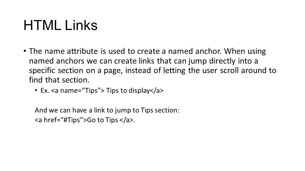 how to create download links in html
