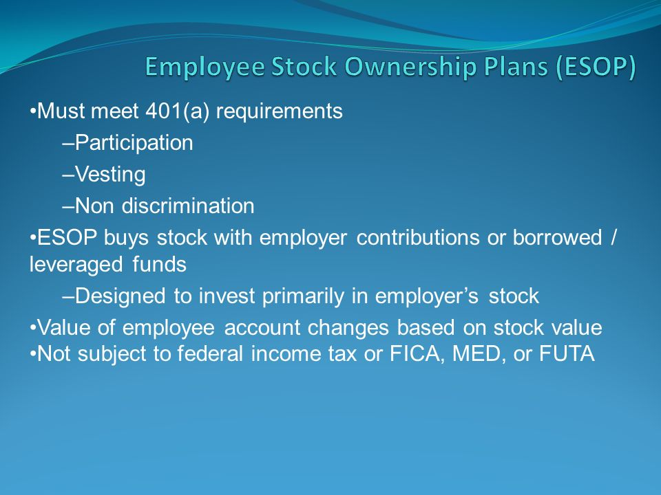 Stock options subject to fica