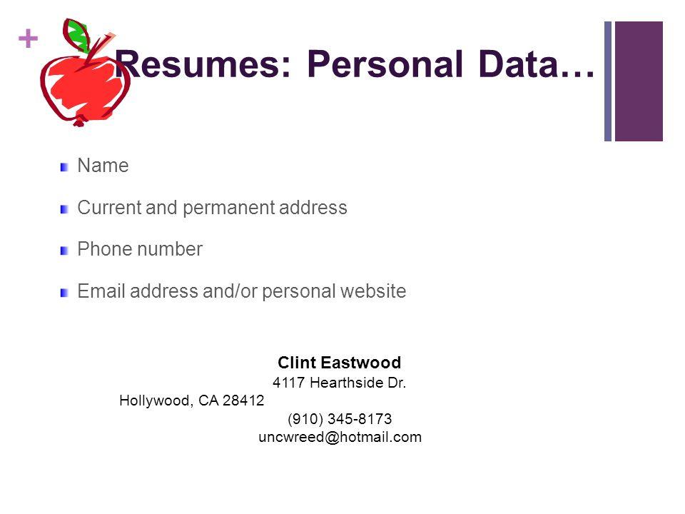 resumes or resumes