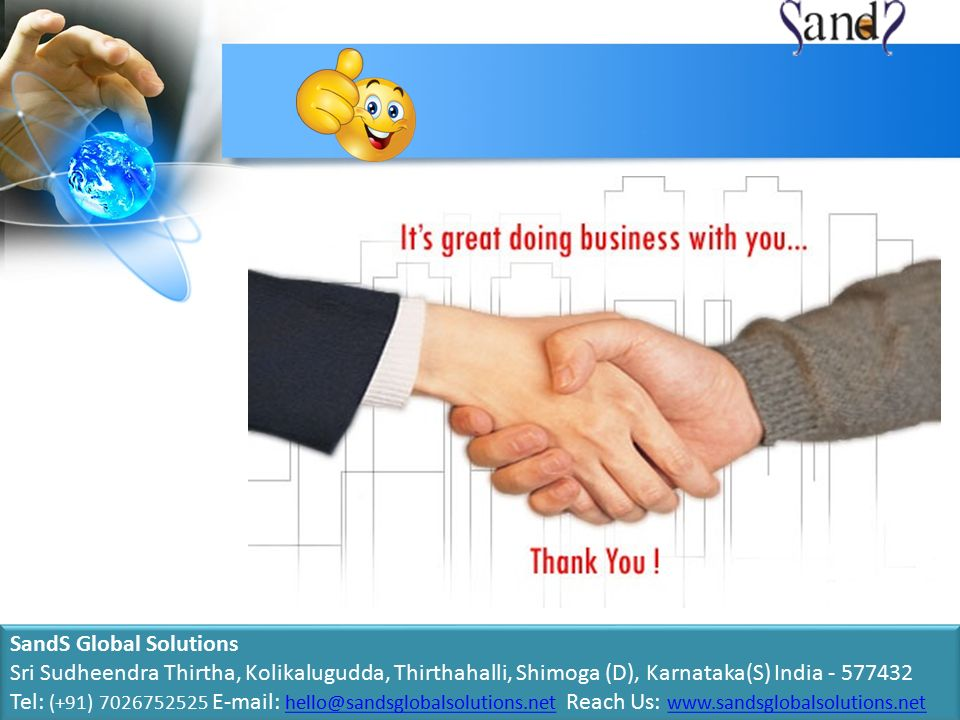 SandS Global Solutions