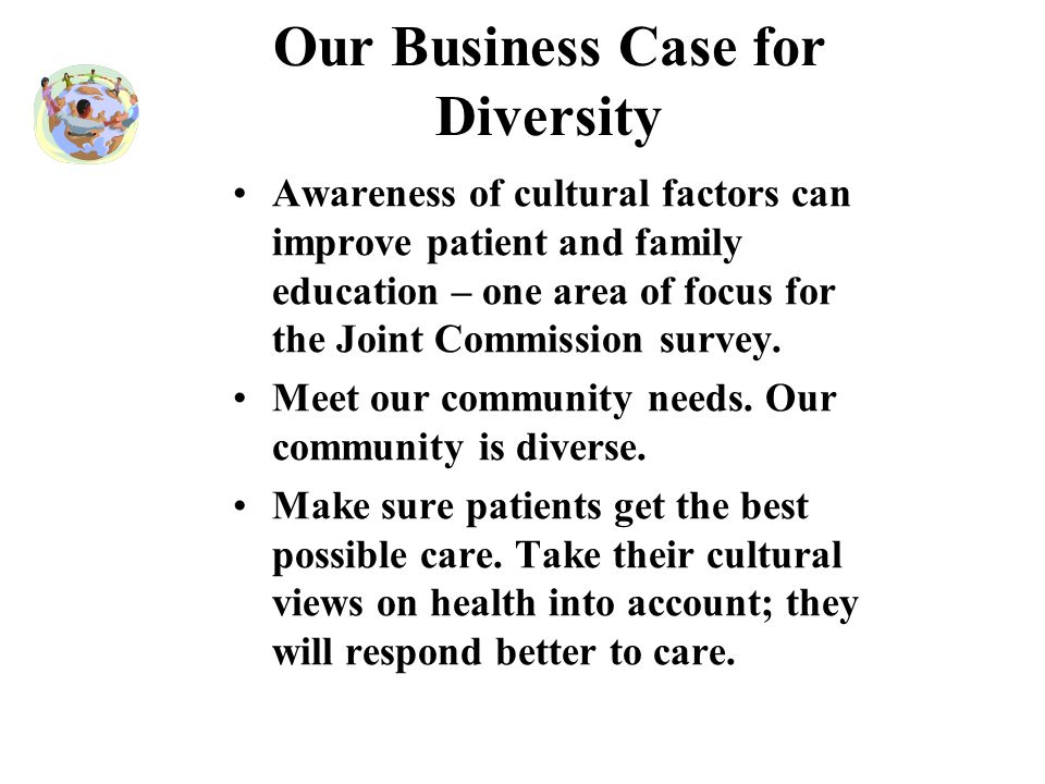 meeting patients cultural needs Cigna, georgetown university help physicians meet patients' cultural, language needs.