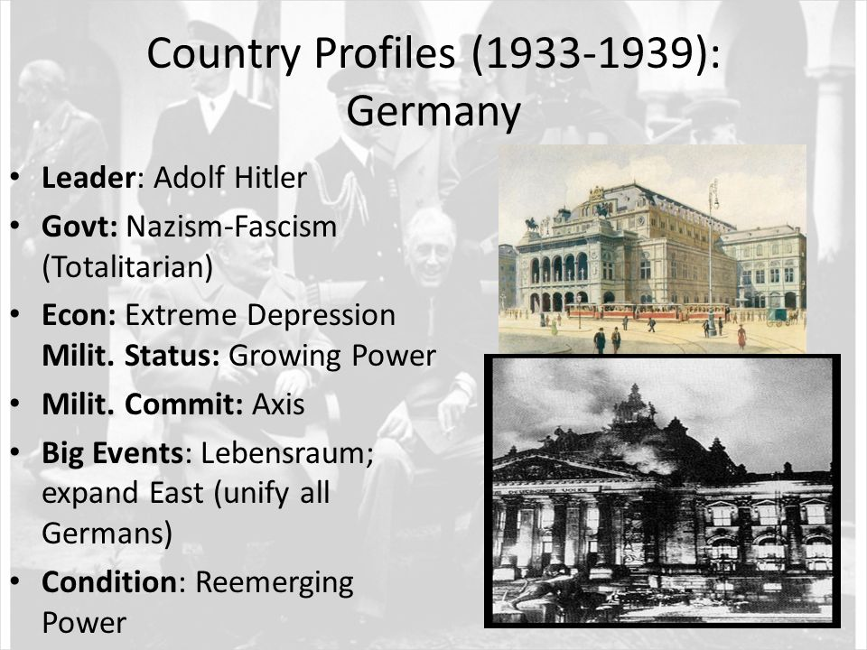 events in germany in 1933 1939 support Historical events in the life of adolf hitler  1933-05-02 in germany, adolf hitler bans trade  1938-02-20 adolf hitler announces his support for japan during.