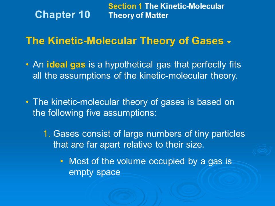 title kinetic molecular theory essay