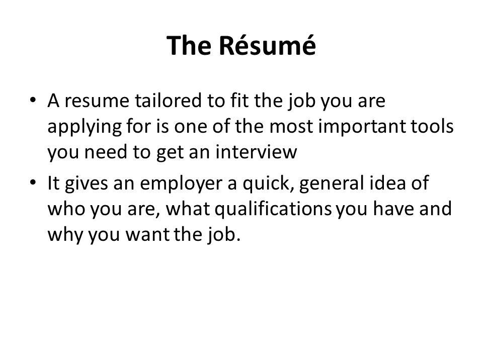 need a job quick