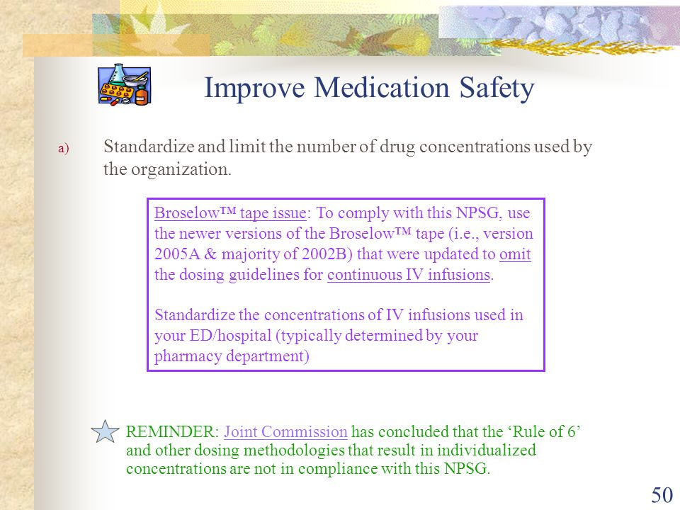 improving medication safety Ty - jour t1 - improving medication safety in chronic kidney disease patients on dialysis through medication reconciliation au - st peter,wendy l.