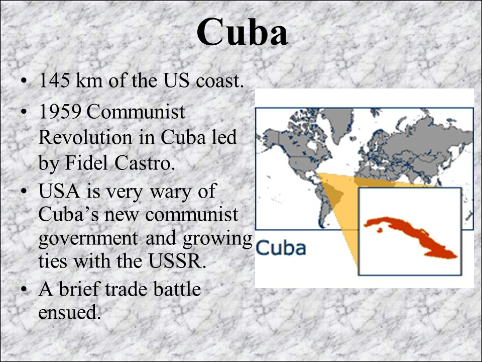 the history of communist rule in cuba Ver vídeo  analysis: castro's death won't end cuba's communist rule castro's illness allowed his brother time to rise to power and establish himself.