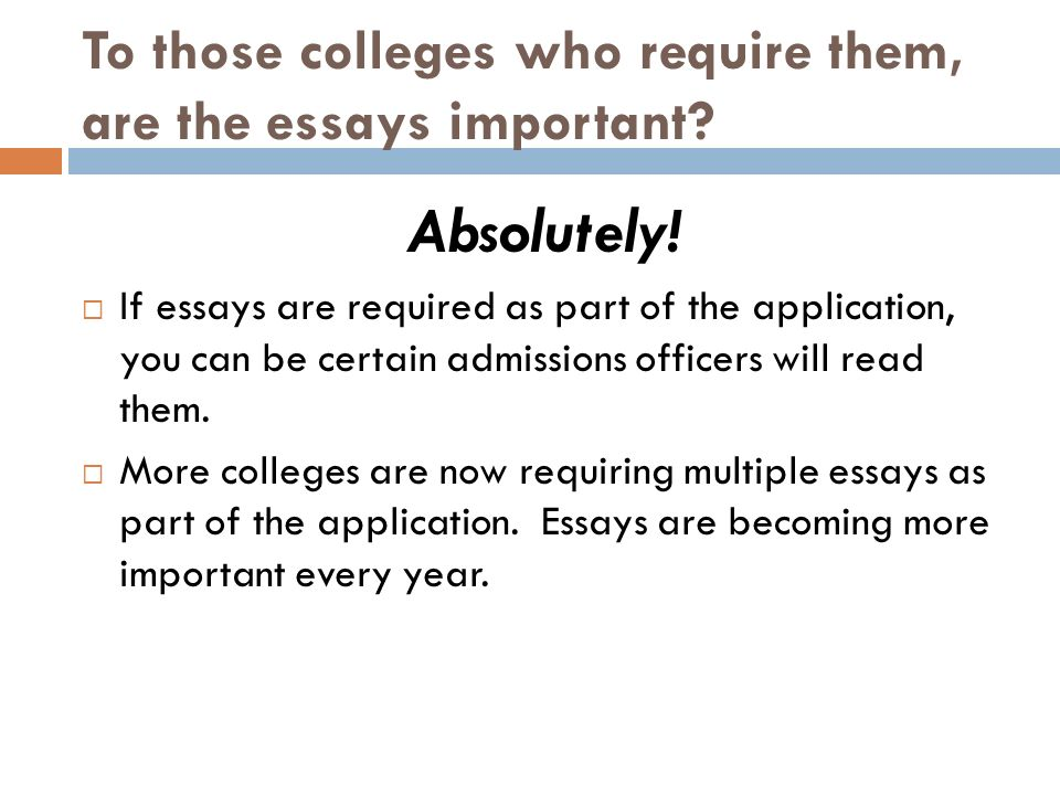 do admissions officers read essays 9 essay writing tips to 'wow' college admissions officers you've taken the tests, requested the recommendations, completed the common app, and now it's finally time to refocus on what you.