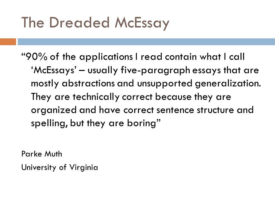correct essays