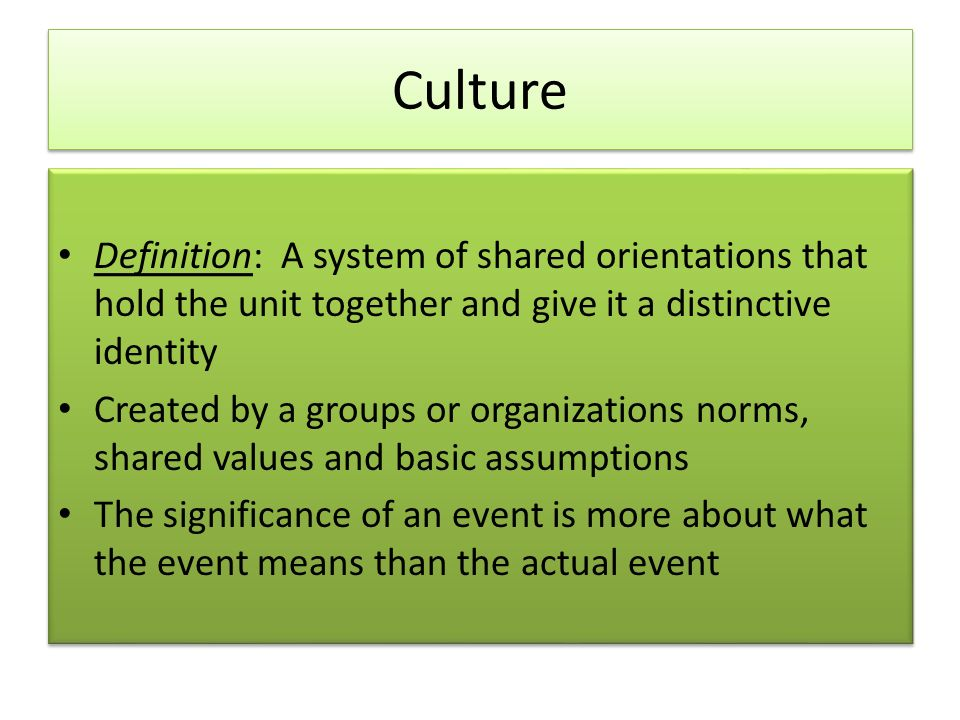 culture as a system of norms Chapter 3 culture  a system of symbols that can be combined in an infinite number of ways and  they agree with the norms and values of the mainstream culture.