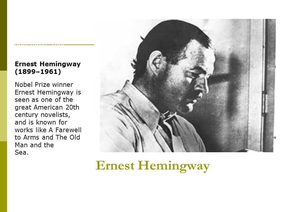 the birth of american modernism ppt video online 24 ernest hemingway iceberg