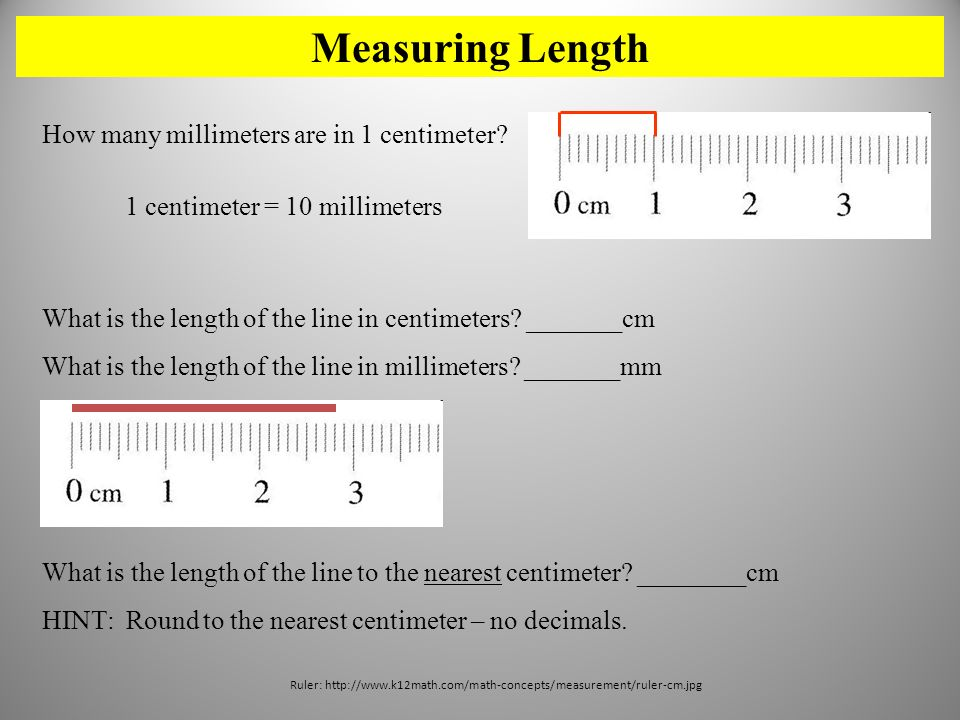 measuring in �the metric zone� ppt download