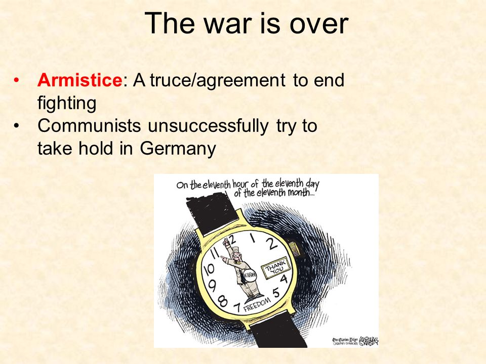 World war one the great war ppt video online download 52 the sciox Gallery