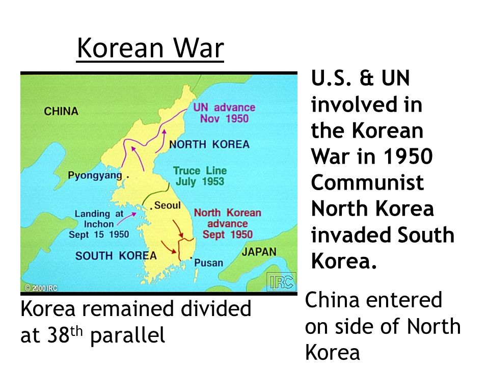 a history of the 1950 invasion of korea by the communist north corea Cpl roland holder war experiences and korean war photos: korean war various authors edited by: r a guisepi early in the morning of june 25, 1950, the armed forces of communist north korea smashed across the 38th parallel of latitude in an invasion of the republic of korea (south korea) that achieved complete surprise.