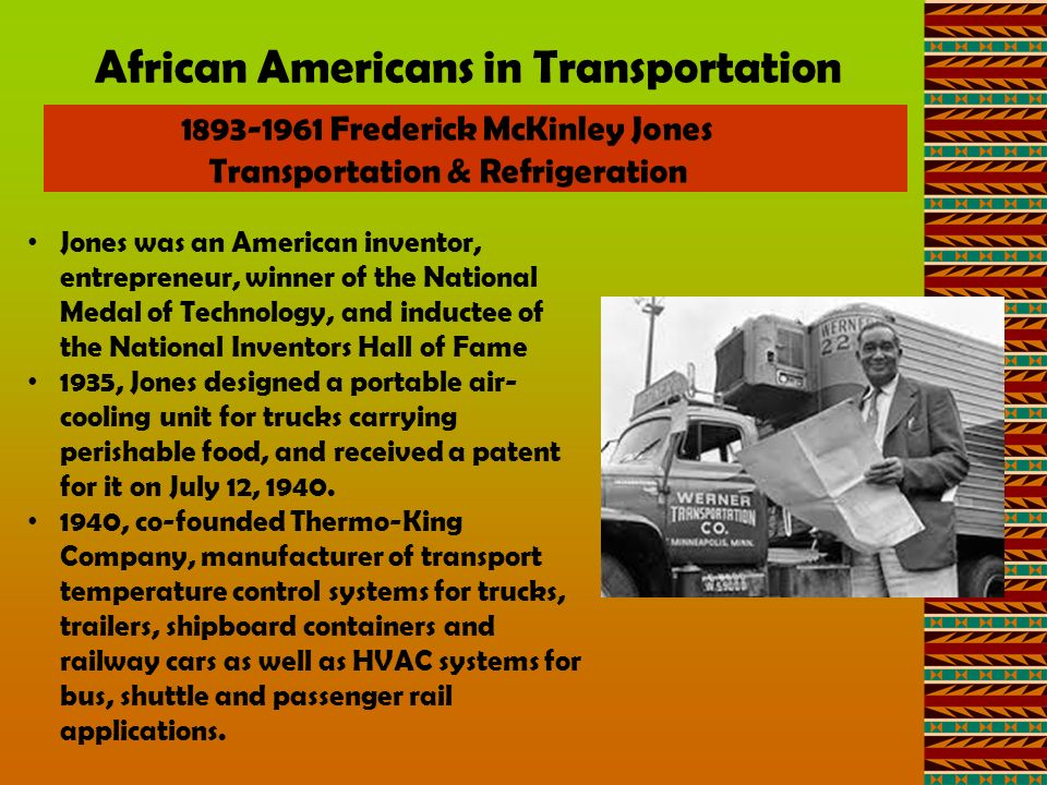 Celebrates juneteenth ppt download for The frederick motor company