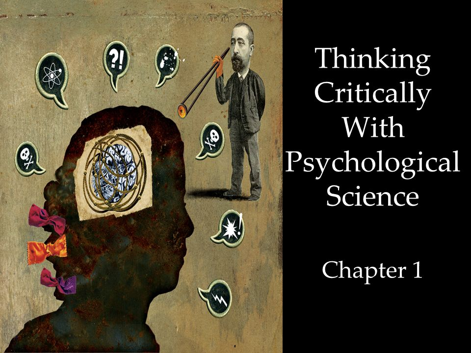 chapter 1 thinking critically with psychological science answers