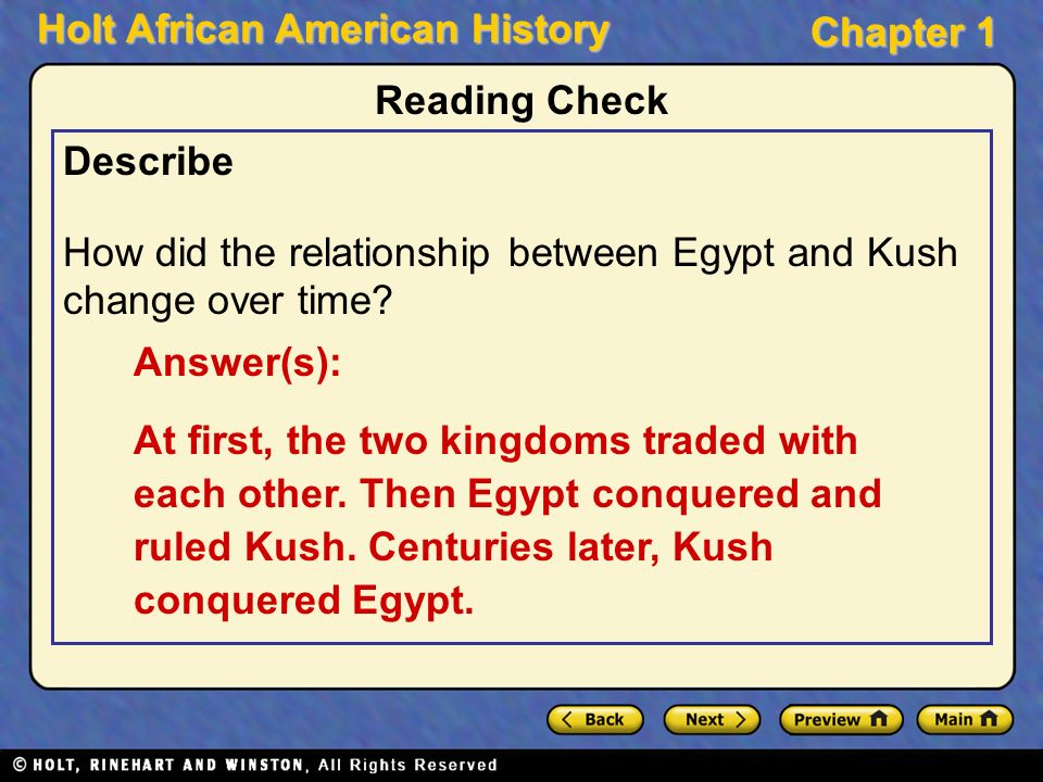 relationship between egyptians and nubians