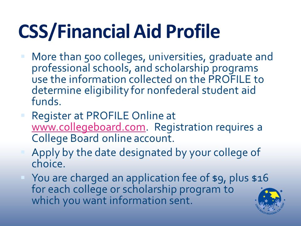 FINANCIAL AID 101 The Basics. - ppt download