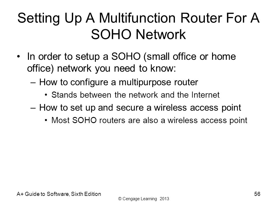 how to set up a network printer to router