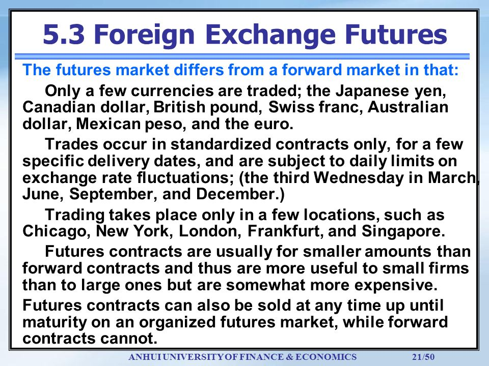 Eurex preps launch of fx options and futures