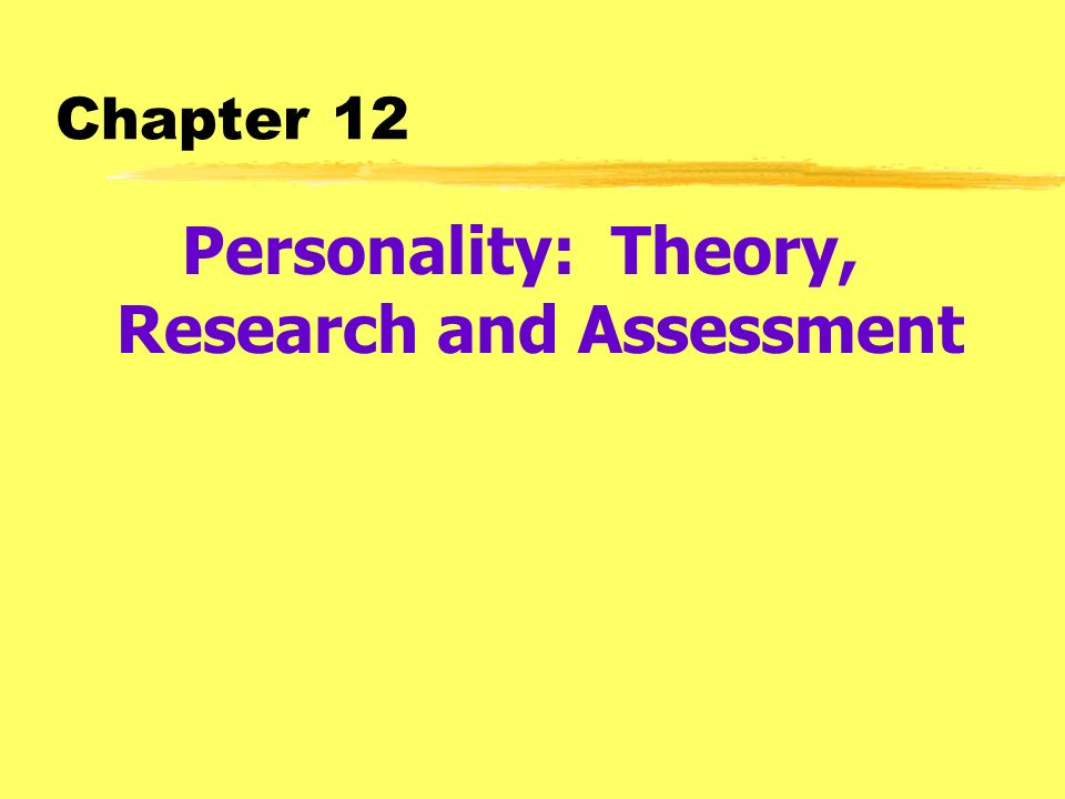 dispostional personality theories essay This tutorial contains 2 different papers psy 405 week 5 personality theory analysis select two of the following theoretical approaches: psychodynamic, humanistic and existential, dispositional, or learning.