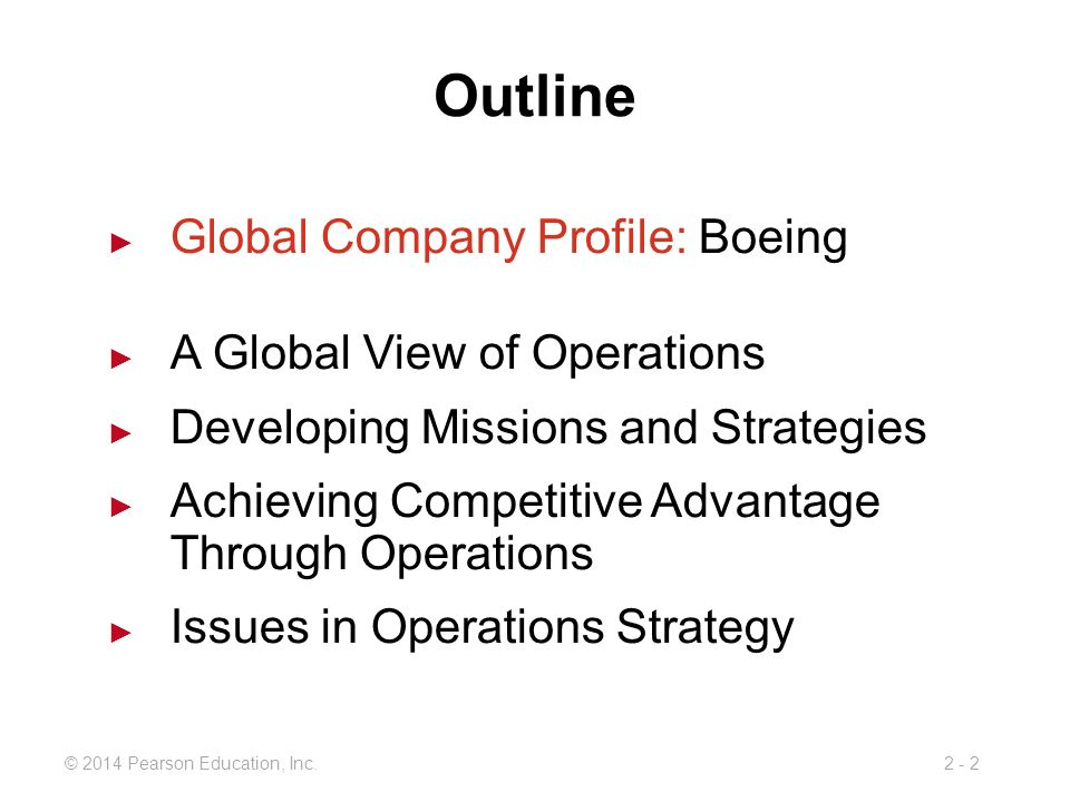 operations strategy in a global environment My view is that operations  obviously there is much overlap and in a typical agency environment,  they shape and develop department strategy and organization.