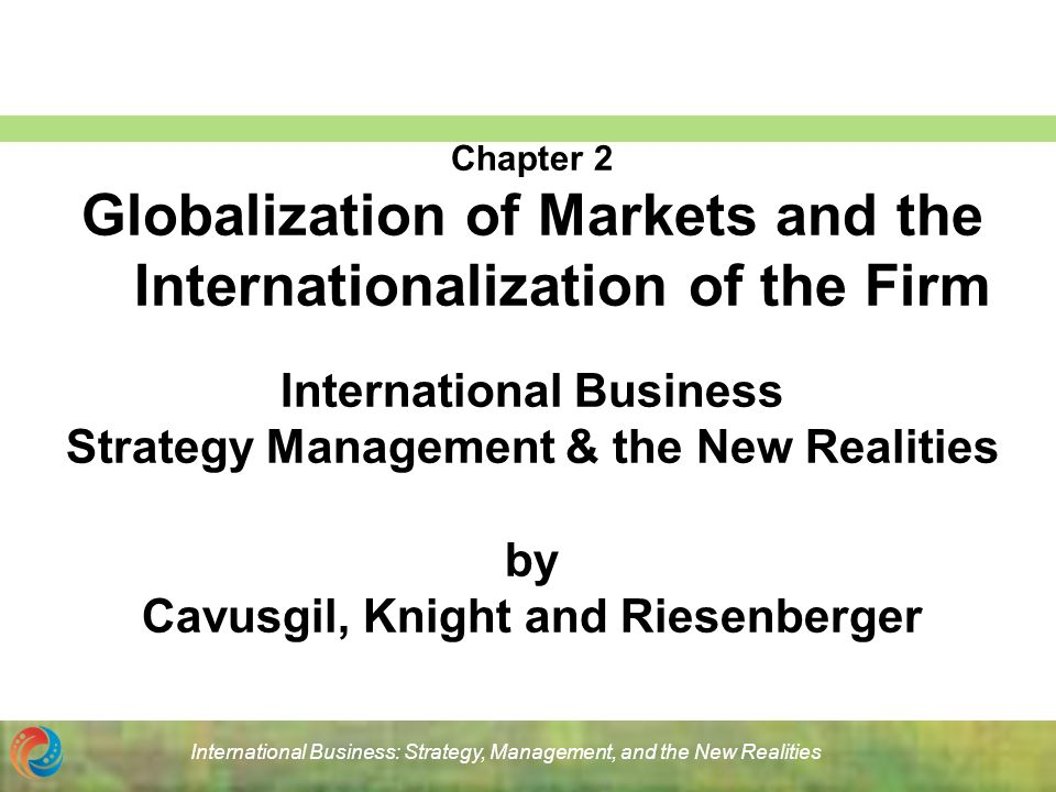 What Is Globalization of Business? - Definition, Impact ...
