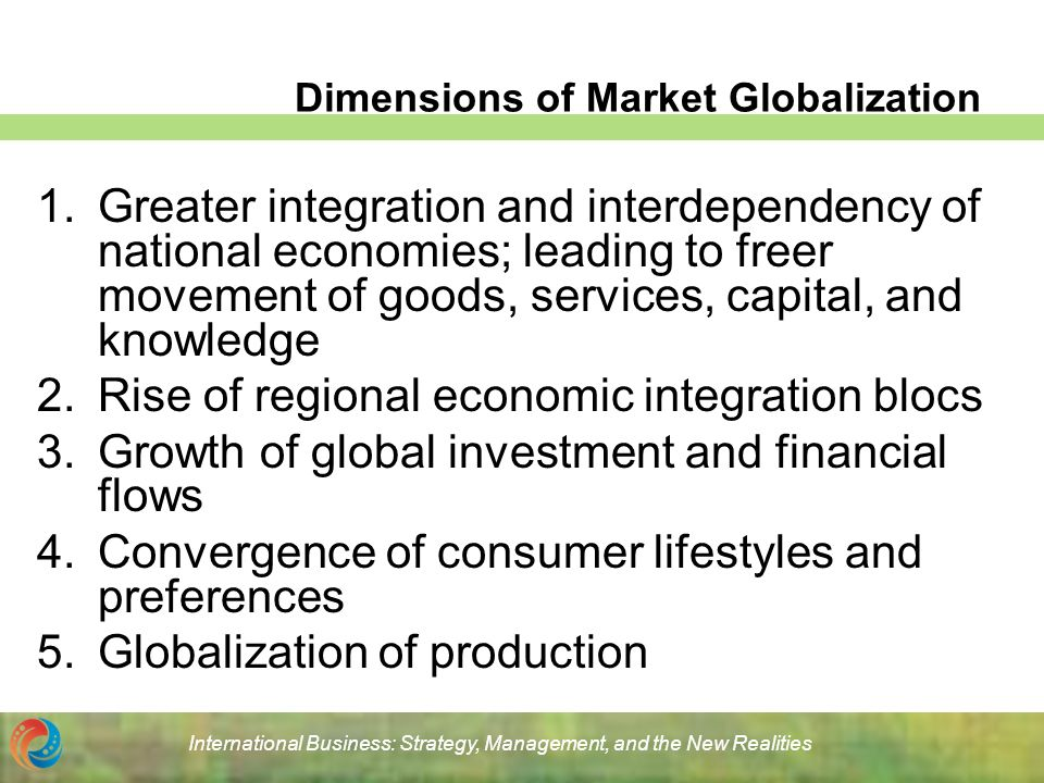 How Globalization Affects Developed Countries