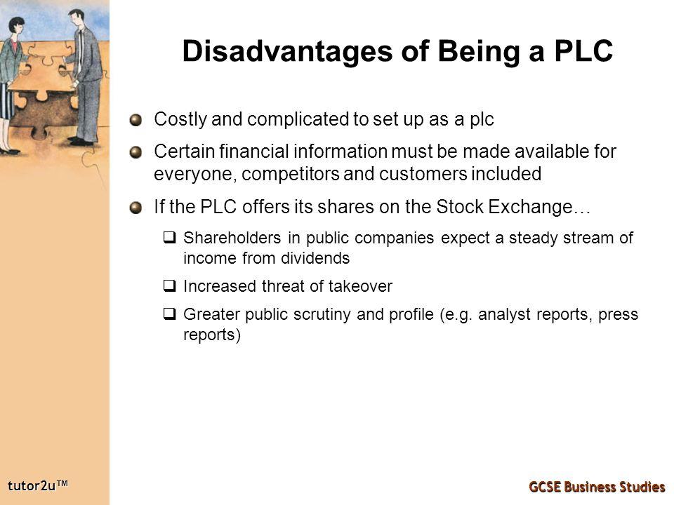 how to set up a plc company