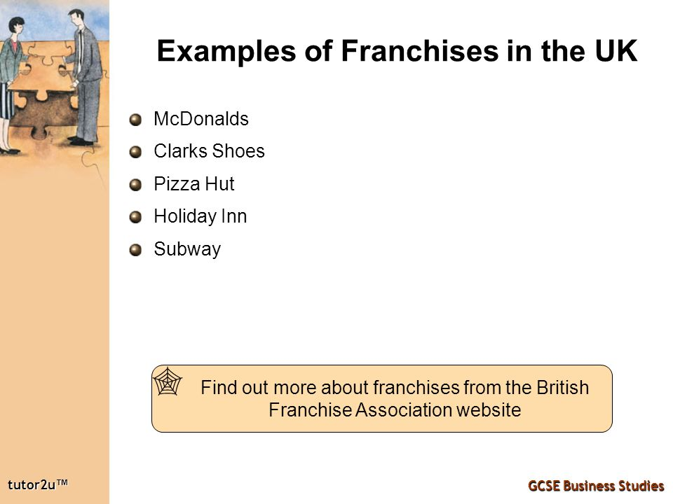 how to set up a franchise uk