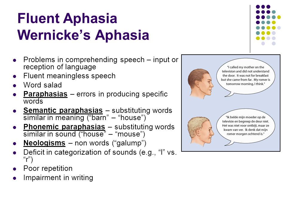 Language and Aphasias Lecture ppt download