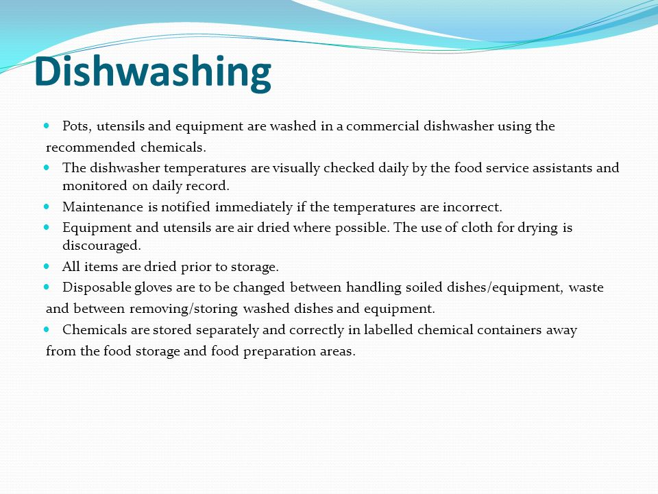 Developing A Food Safety Plan Ppt Download