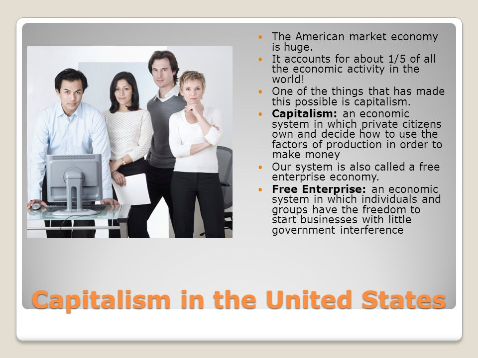 a reflection of capitalism in the united states of america The crisis of liberal democratic capitalism: the case of the united states samuel bowles and herbert gintis the united states, along with numerous european capitalist countries,.