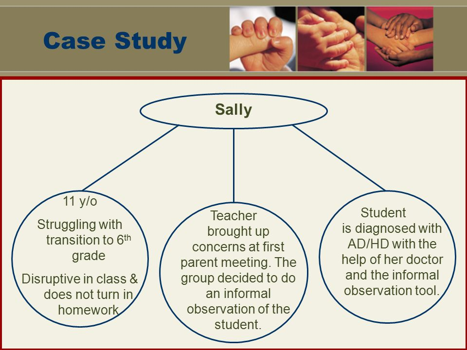 Case Study Sally & Mike