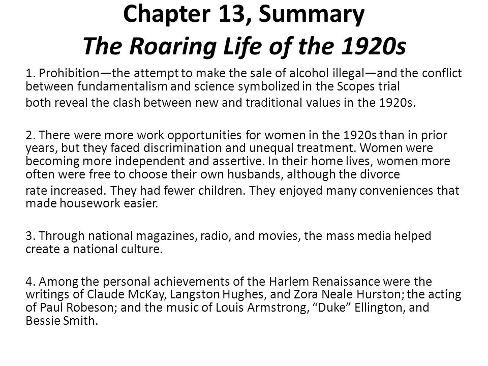 chapter 13 britain summary Chapter #13: the rise of a mass democracy – big picture themes 1 andrew jackson felt he'd been robbed the presidency in 1824 this motivated the regular folks to political action he vowed to win for the people's sake, and did so.