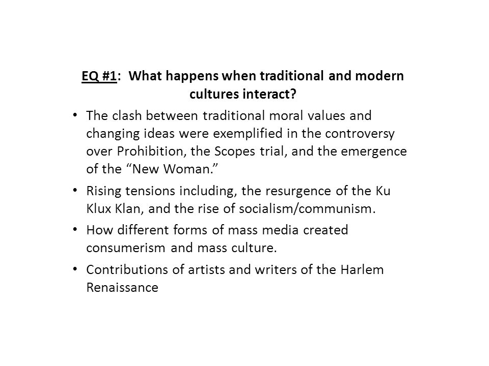 an analysis of the influence of the ku klux klan the harlem renaissance and the scopes trial on the  The ku klux klan, 1871 13 8 missouri poet of the 1920s harlem renaissance 186 5 an african american soldier notes the strange paradox of the war.