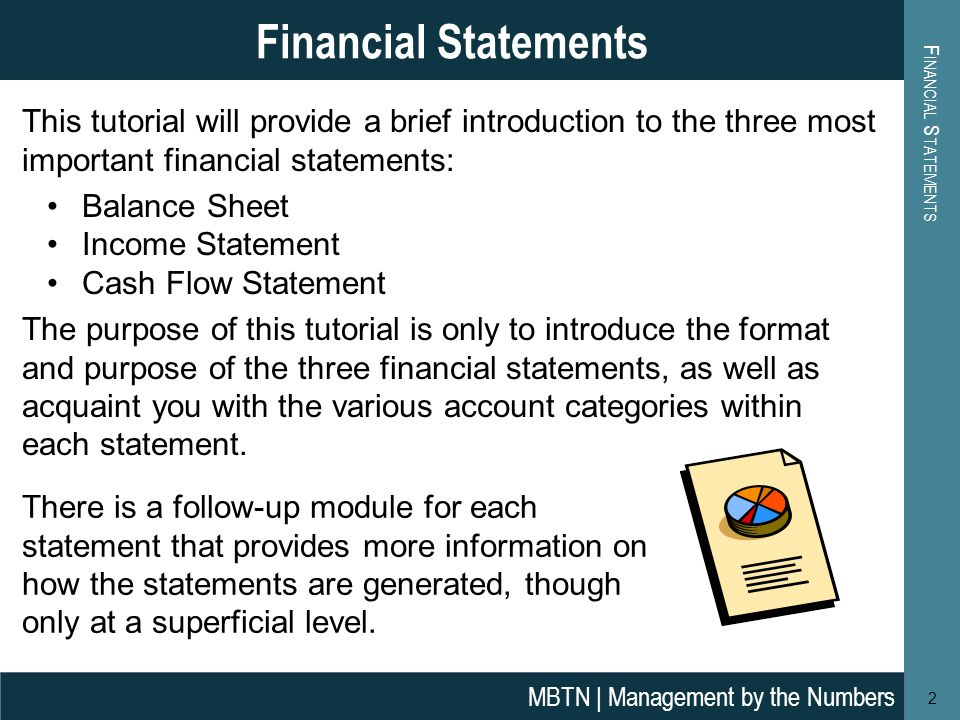 importance of financial statements to managers Importance of financial statements: the importance of financial statements lies in their utility to satisfy the varied interest of different categories of parties such as management, creditors, public, etc.