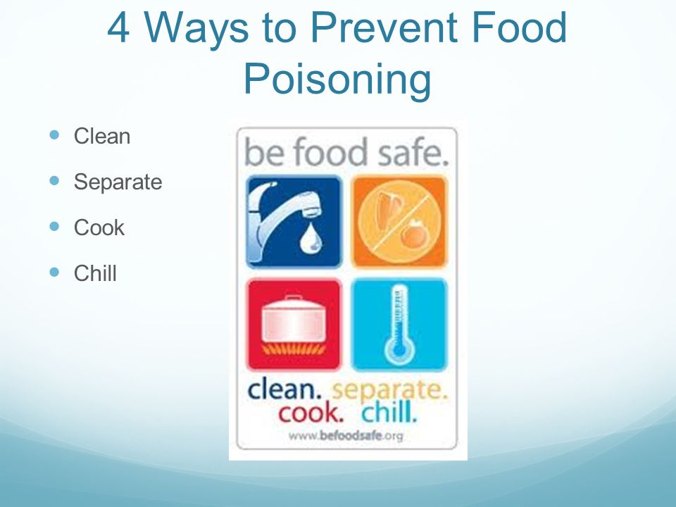 Prevent Food Poisoning After Eating Raw Chicken