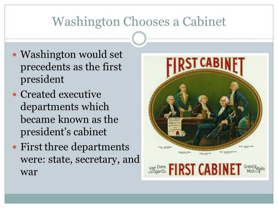 Washington Becomes President - ppt video online download
