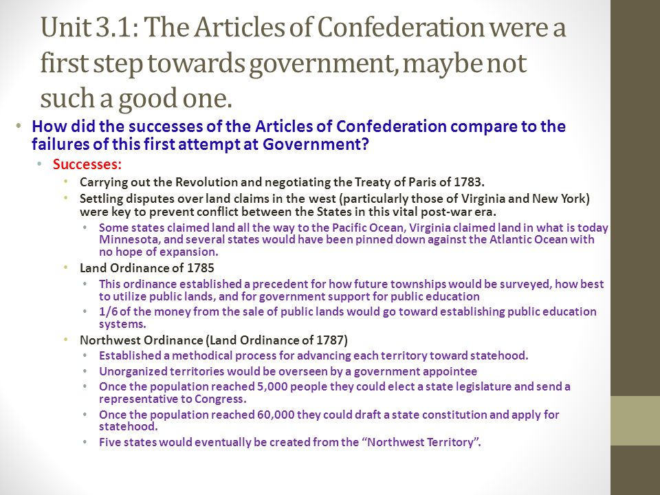 a brief history of the articles of confederation as the first constitution of the united states of a During the american revolution, americans drafted the articles of confederation to set up a new government independent of britain the articles served as the constitution of the united states until 1789, when a new constitution was adopted in the years leading bookrags: articles of confederation a good short history.