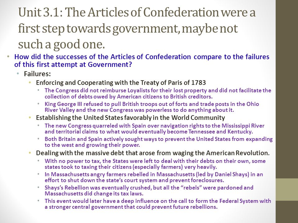 was articles of confederation a good Answer under the articles of confederation the american colonists fought and defeated great britain and gained independence.