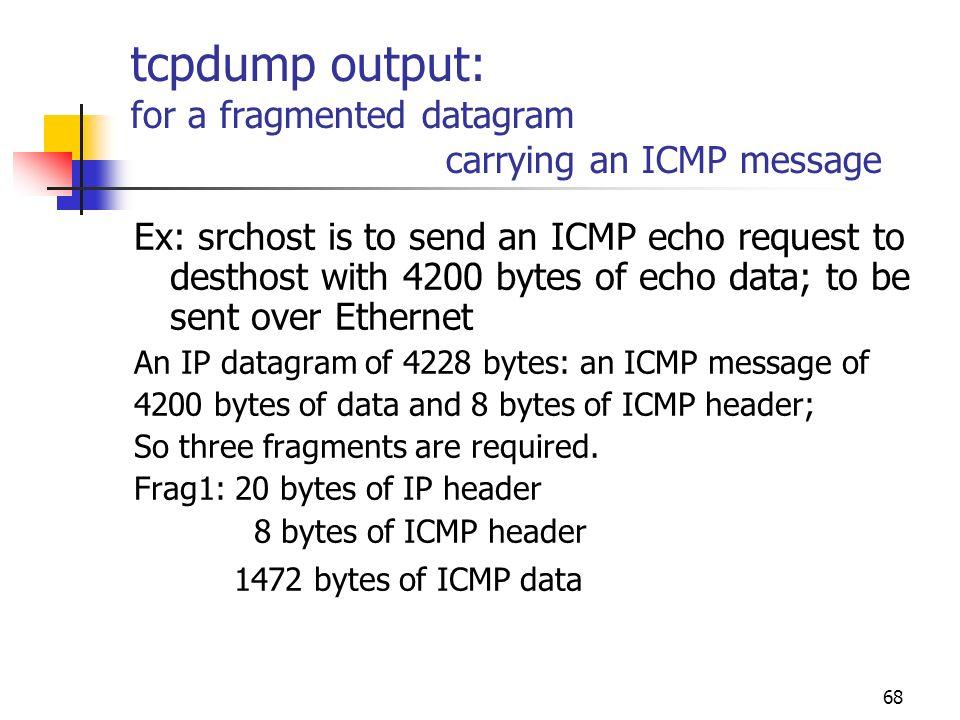 how to read tcpdump output